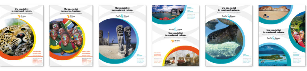 Advertenties voor Pacific Island Travel