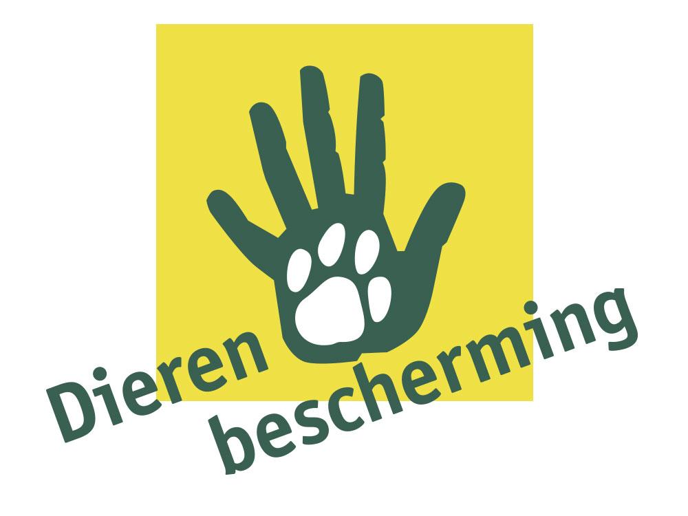 Logo Dierenbescherming ism Cascade